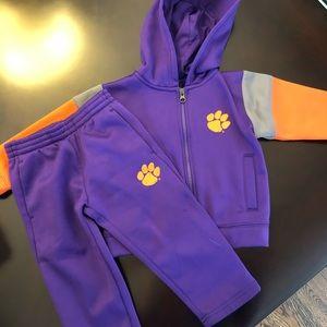 Other - Clemson sweatsuit set